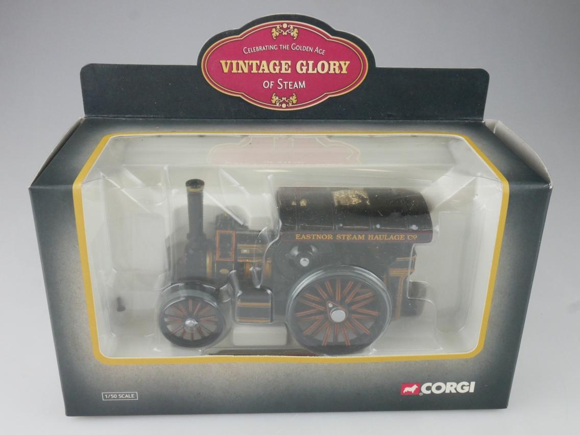 "Corgi 80106 Fowler B6 Road Locomotive ""Titan"" Vintage Glory of Steam 1/50 516108"