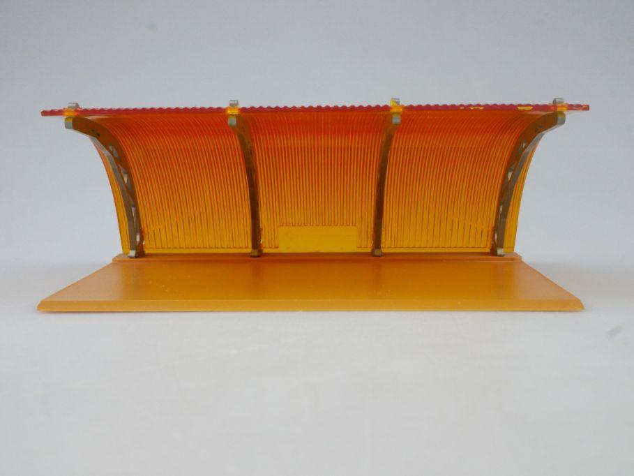 Parkhalle orange senfgelb Saure 1293 1/87 Wiking H0 115827