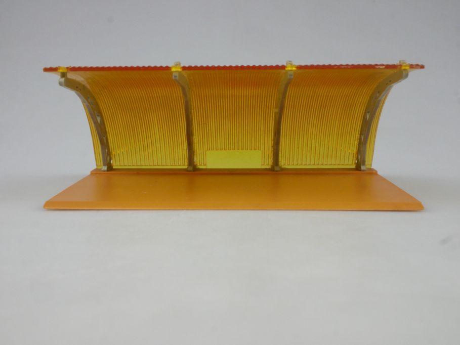 Parkhalle orange senfgelb Saure 1293 1/87 Wiking H0 115828