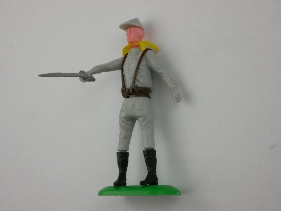 Ü EI Steckfigur Stecker Stecki Südstaatler Südstaaten Soldat Säbel Gio.pi 116818