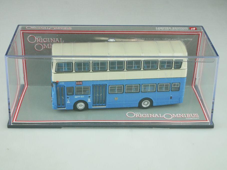 44801 Corgi 1/76 Leyland Victory CMB Hong Kong Route mit Box 512310
