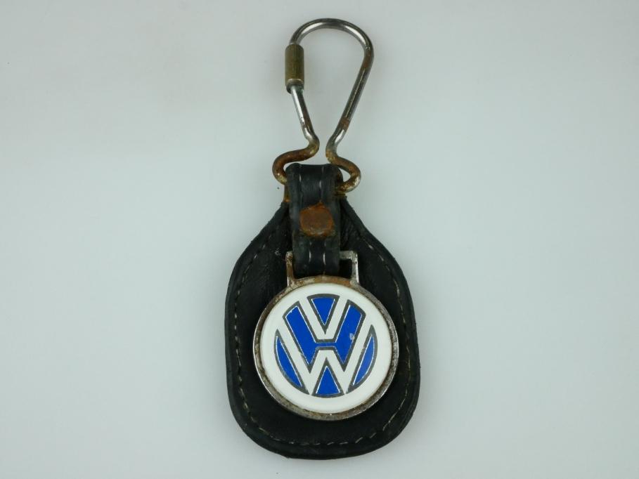 VW Käfer Bug Beetle Schlüsselanhänger Rename England 60er Jahre Leder 512349