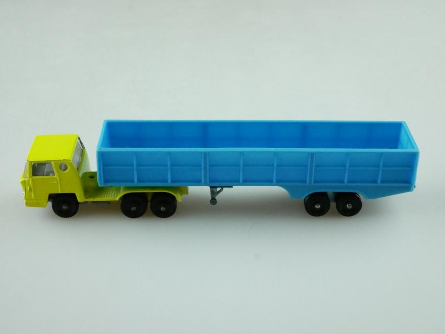 324 Majorette 1/100 Bernard ZugmaschineTruck mit Maraicher ohne Box 512383