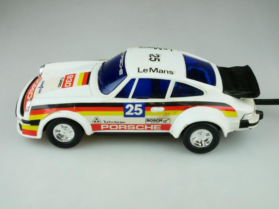 2053 Lucky ca. 1/18 Porsche 930 Turbo Coupe Hong Kong Bastler ohne Box 512426
