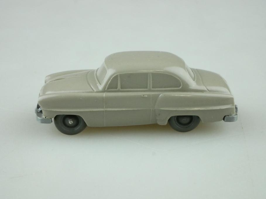 Saure 119 Wiking 1/87 Opel Olympia Rekord unverglast braunelfenbein o Box 512473