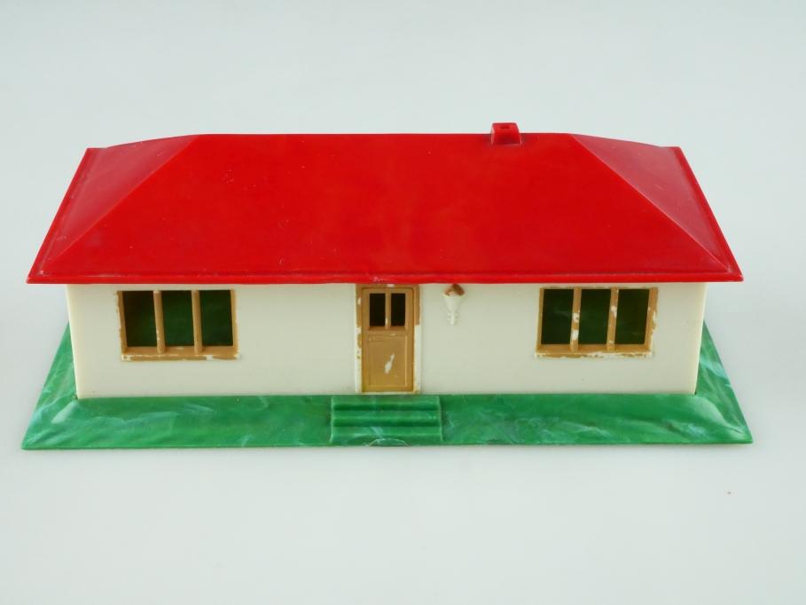 Saure 1294 Wiking 1/87 Landhaus ohne Einrichtung Dach rot ohne Box 512504