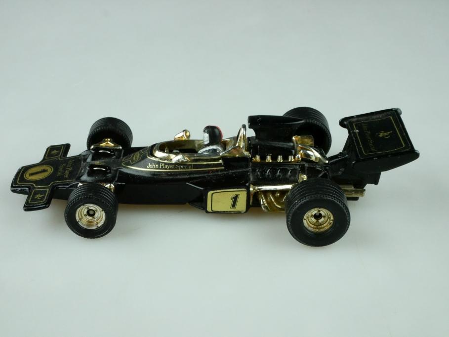 154 Corgi Toys 1/36 Lotus Formel 1 John Player Special ohne Box  512530