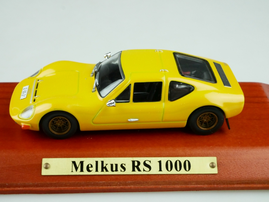 Atlas 1/43 DDR Collection Melkus RS 1000 Rennsport Coupe mit Box 512541