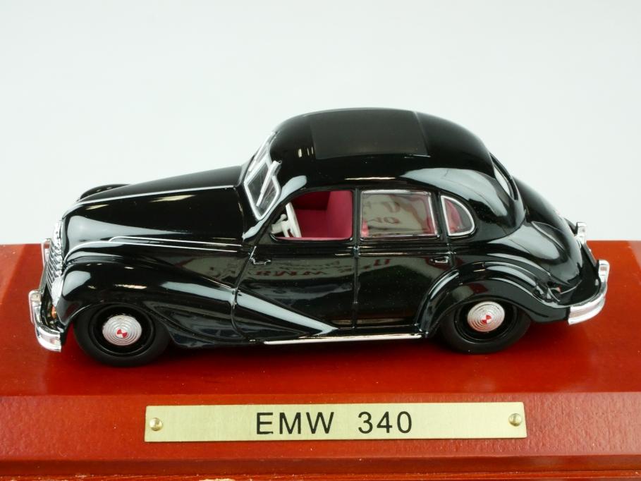 Atlas 1/43 DDR Collection EMW 340 Limousine ex BMW 1948 mit Box 512545