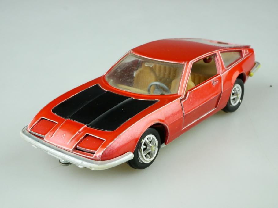 9840 Gama 1/46 Citroen Maserati Frua Coupe redmetallic ohne Box 512606