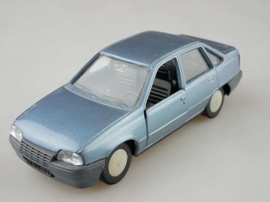 1198 MAB 1/43 Opel Kadett E GLS 4 Türer Stufenheck blaumet. ohne Box 512639