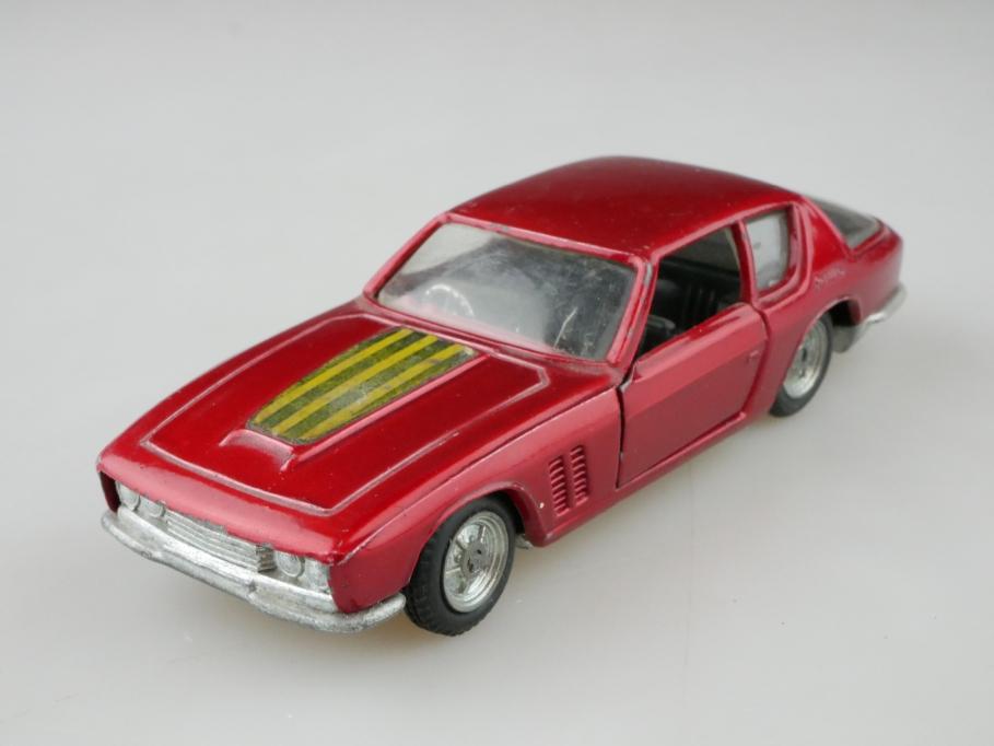 573 Politoys 1/43 Jensen Vignale Shooting Brake Coupe candyred ohne Box 512642