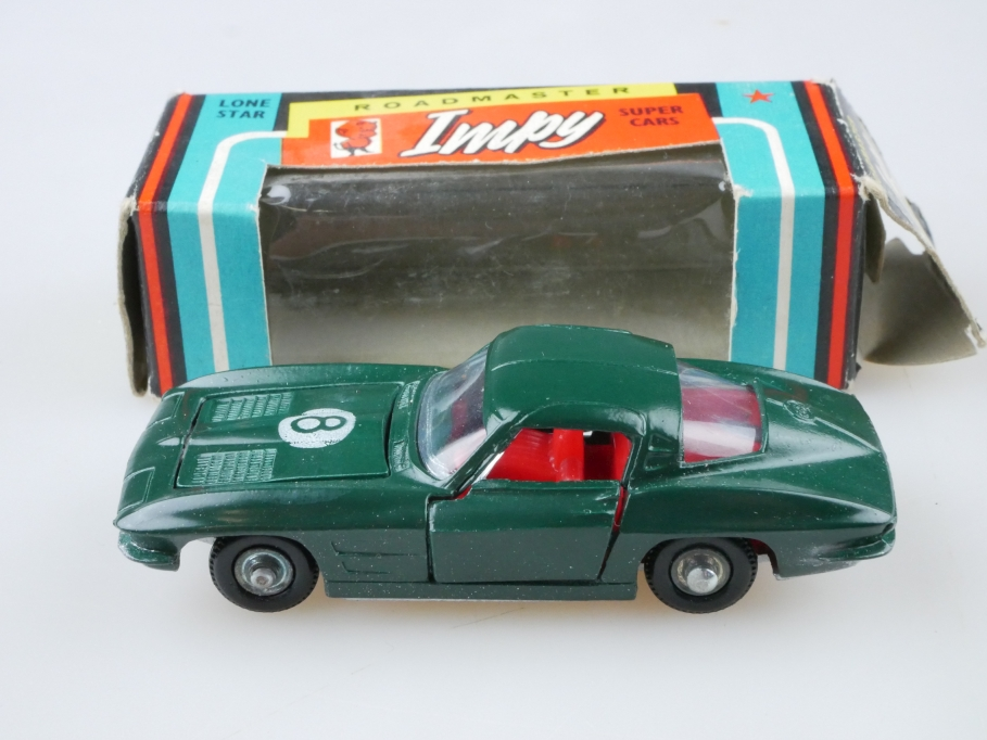 11 Lone Star 1/58 Impy Chevrolet Corvette Stingray Gran Turismo mit Box 512714