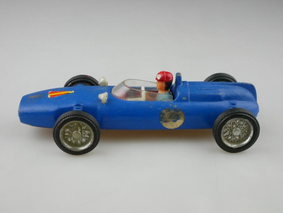 7112 Hong Kong ca. 1/24 Cooper Racer Rennwagen Friktion ohne Box 512743
