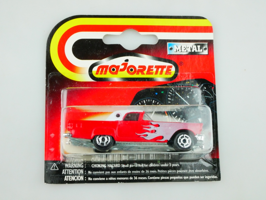 290 Majorette 1/58 Ford Thunderbird Roadster Custom Paint mit Box 512909