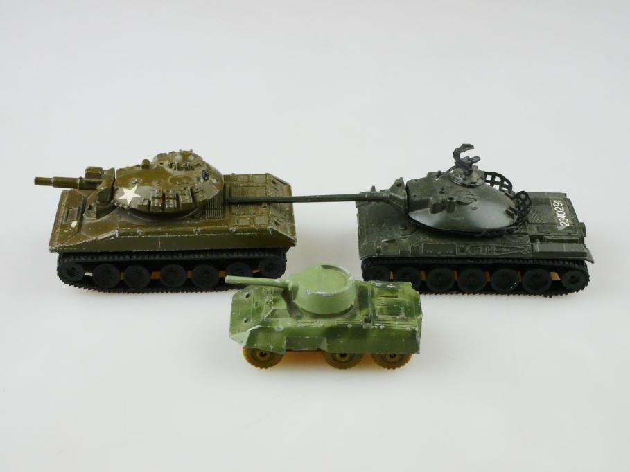 Hong Kong Metall 1/87 Panzer Militär Konvolut AMX Napoleon Sheridan o.Box 512957