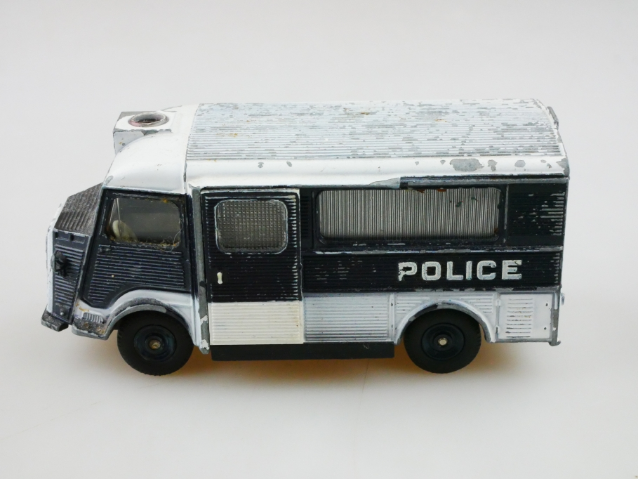 570 Dinky Toys 1/43 Citroen HY Police Polizei Gefangenentransporter o Box 512982