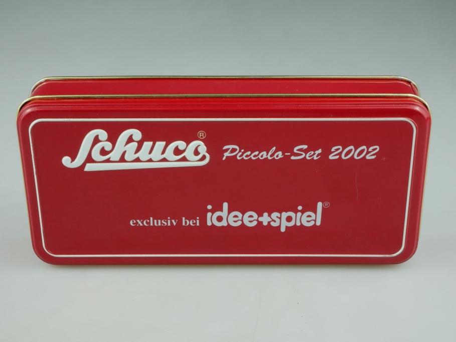 5273 Schuco Piccolo ca. 1/90 Mercedes Benz Unimog 401 DB Idee Spiel 2002  513271