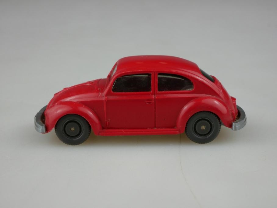 Saure 302 Wiking 1/87 VW Käfer Bug Typ 6 rot ohne Motorlüfter ohne Box 513341