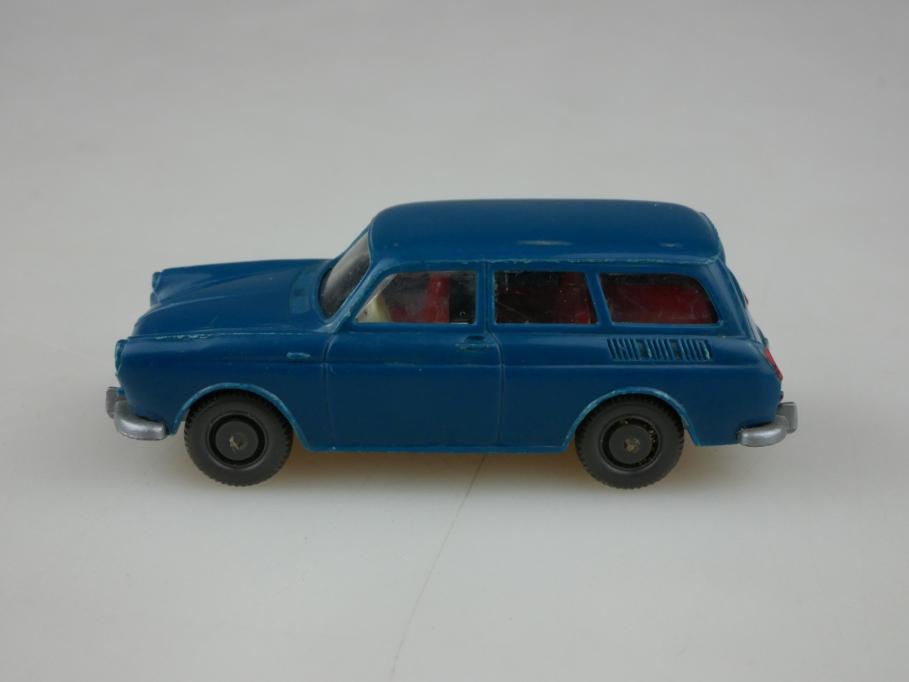 Saure 308 Wiking 1/87 VW 1500 Variant ozeanblau ohne Box 513345