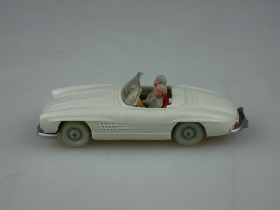 Saure 388 Wiking 1/87 Mercedes Benz 300 SL Roadster perlweiß ohne Box 513369