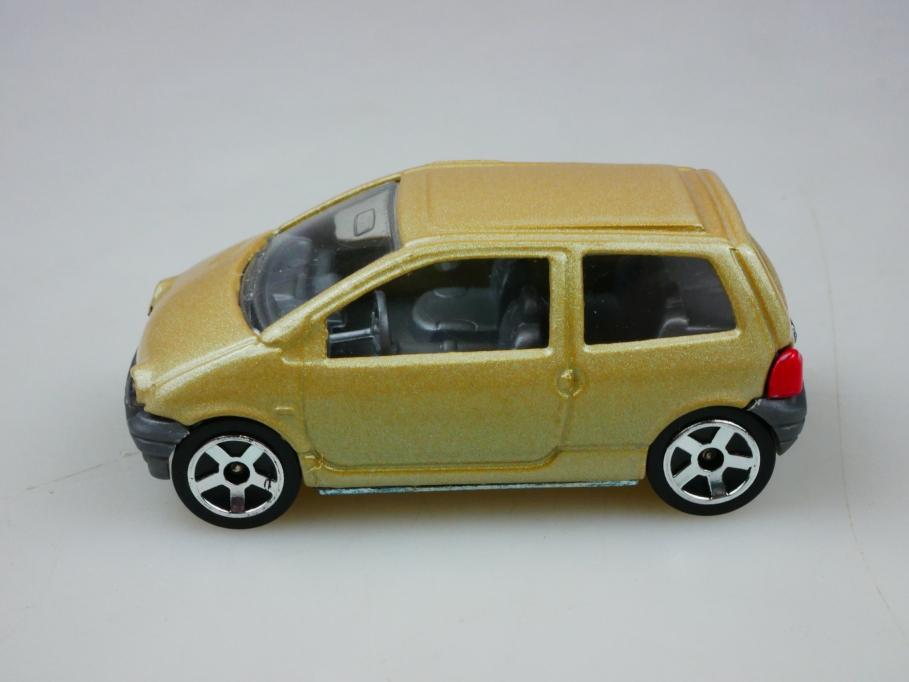 206 Majorette 1/58 Renault Twingo 1994 beigegoldmetallic ohne Box 513440