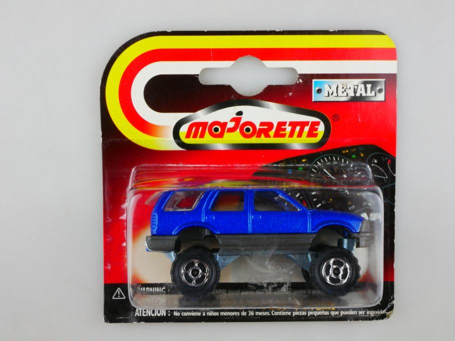 249 Majorette 1/56 Chevrolet Blazer Jimmy GMC Monster SUV 1991 in Box 513448