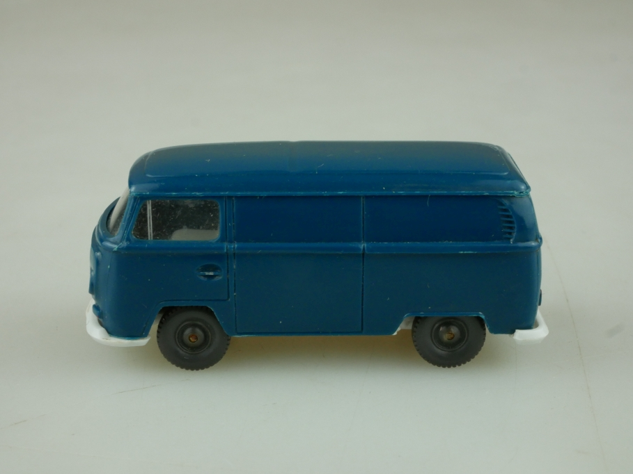 Saure 329 Wiking 1/87 VW T2 Volkswagen Kasten azurblau ohne Box 513672