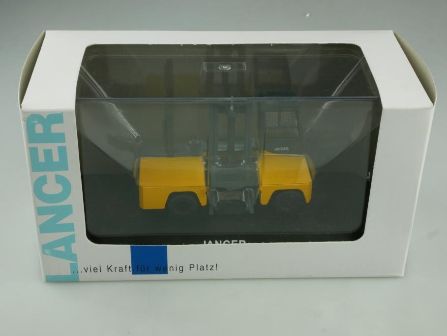 5291 NZG 1/50 Zeidler Lancer Seitenstapler  mit Box 513736