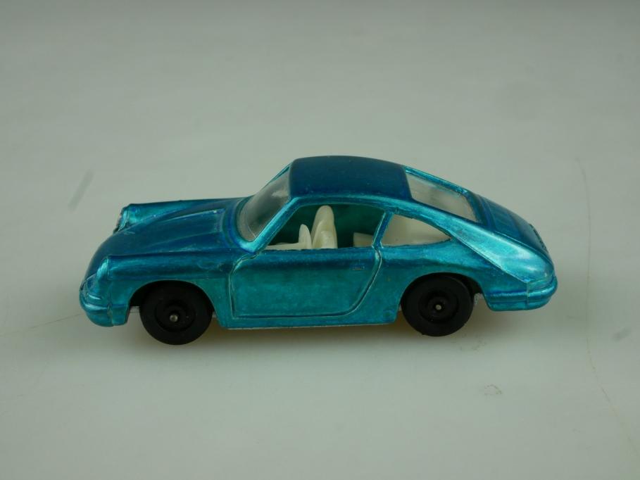 402 Efsi Holland ca.1/72 Porsche 911 S Coupe bluemetallic ohne Box 513804