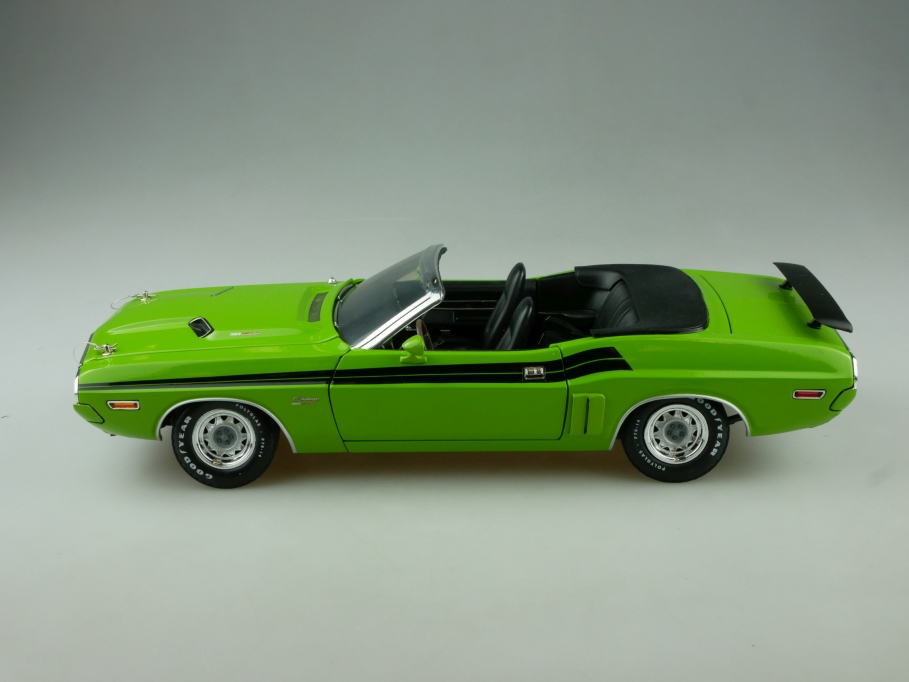 Greenlight 1/18 Dodge Challenger 383 Magnum Convertible 1971 ohne Box 513851