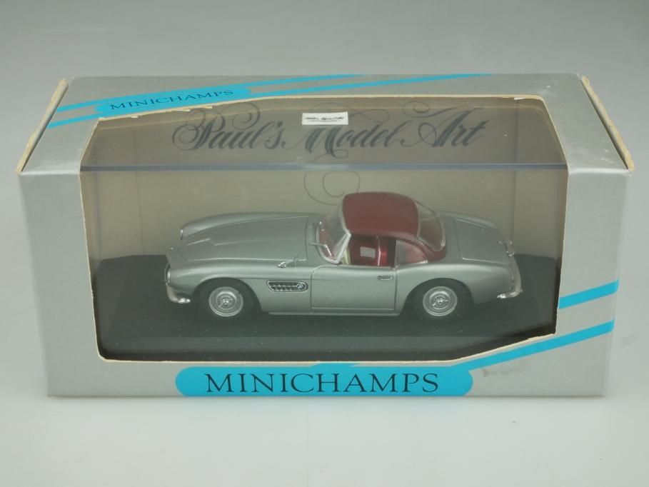 22531 Minichamps 1/43 BMW 507 Roadster Cabrio Hardtop Convertible mit Box 513897