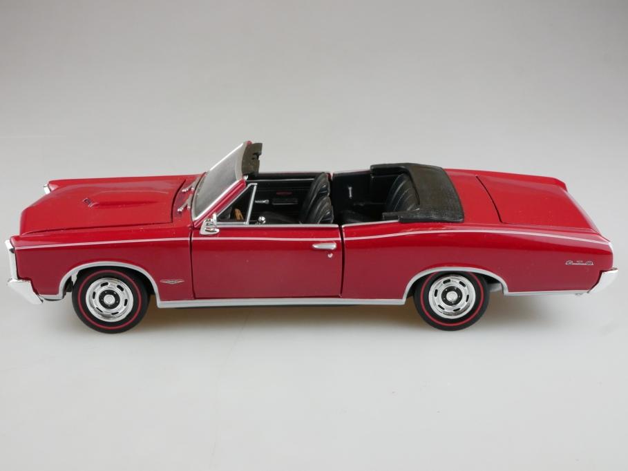 Classic Metal Works 1/24 Pontiac GTO Convertible 1966 Cabrio ohne Box 513965