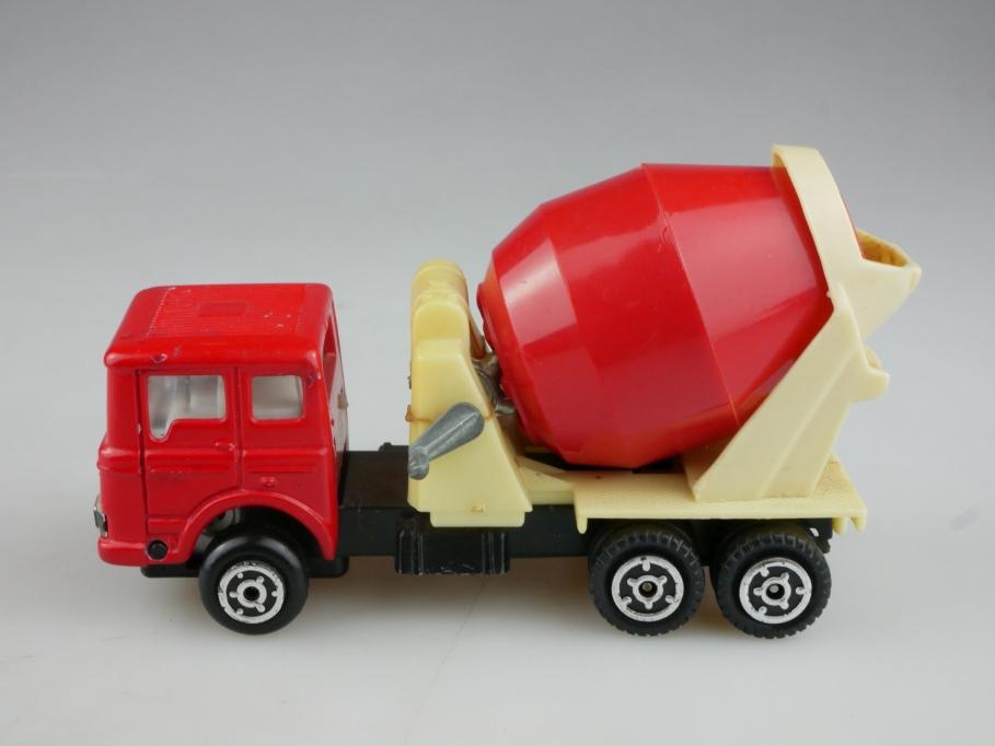 Hong Kong ca. 1/64 Hongqi Concrete Mixer Betonmischer Federaufzug ohn Box 513982