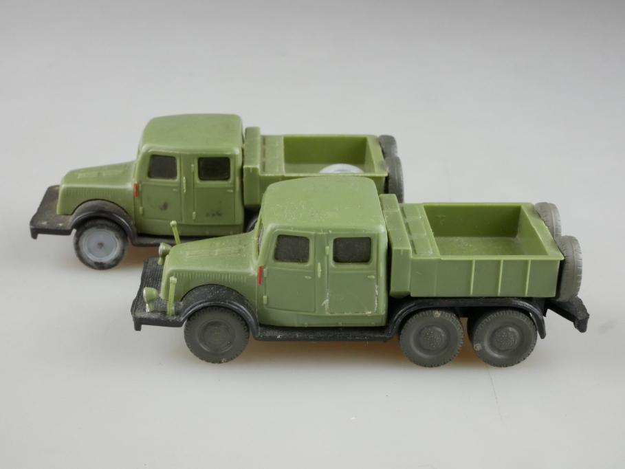 Espewe 1/87 DDR Tatra T 141 Zugmaschine Bastler Konvolut ohne Box 513998