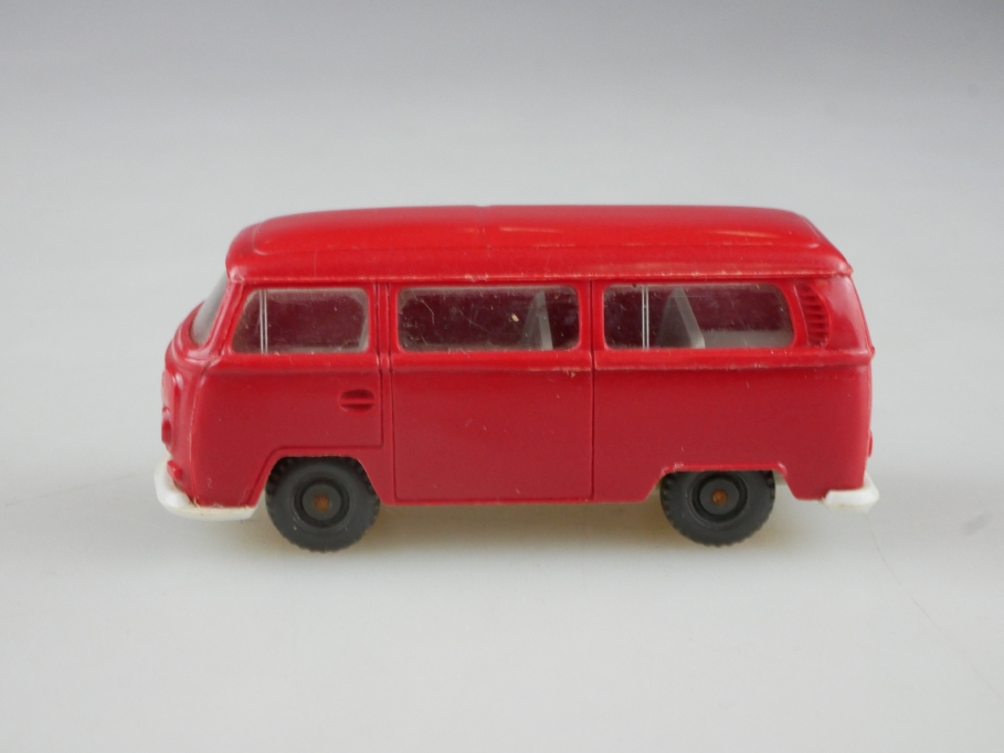 Saure 330 Wiking 1/87 VW T2 Bus Volkswagen rot ohne Box 514003