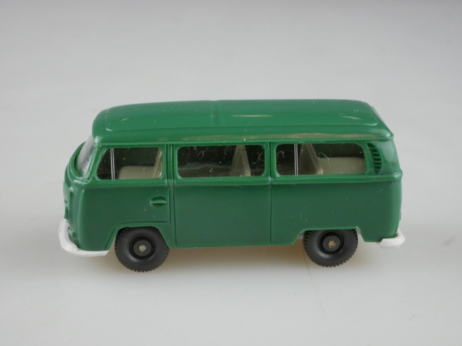 Saure 330 Wiking 1/87 VW T2 Bus Volkswagen hellpatinagrün ohne Box 514004