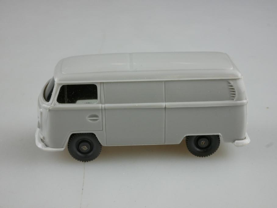 Saure 329 Wiking 1/87 VW T2 Bus Volkswagen Kasten achatgrau ohne Box 514005