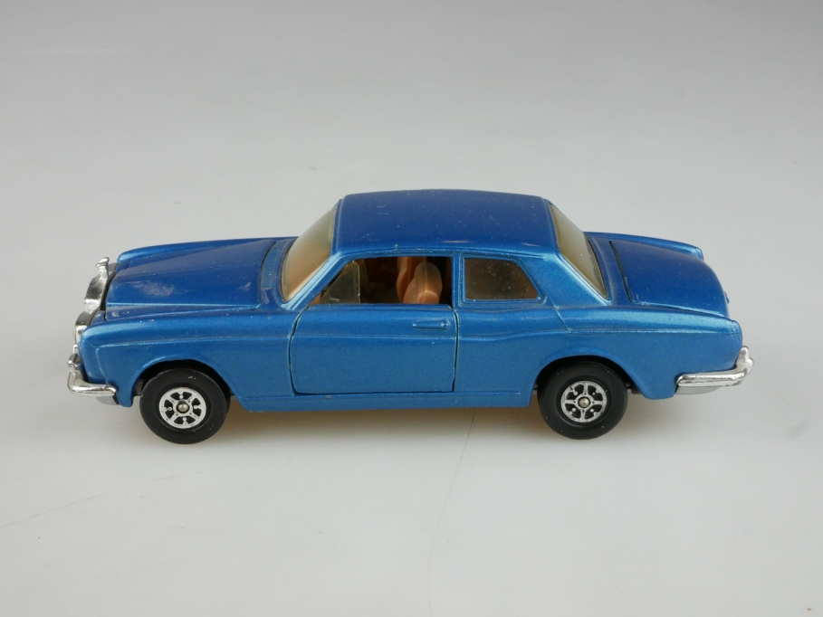 280 Corgi Toys 1/43 Rolls Royce Silver Chadow Mulliner Parkward Coupe 514017