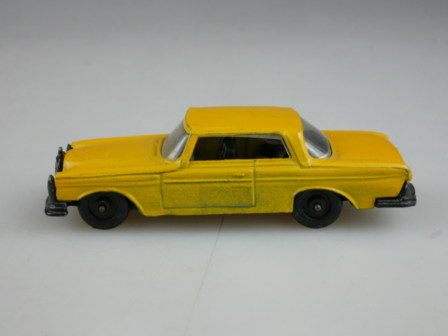 406 Efsi Holland ca.1/72 Mercedes Benz 250 SE Coupe W 111 ocker ohne Box 514051