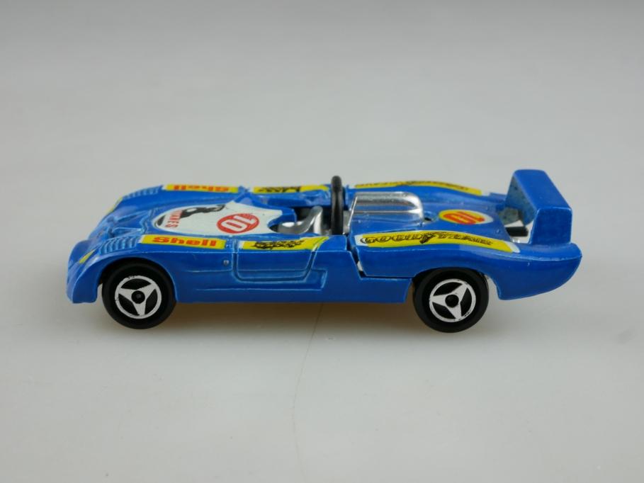 239 Majorette 1/60 Matra Simca 670 Racer Rennwagen Gitanes ohne Box 514166