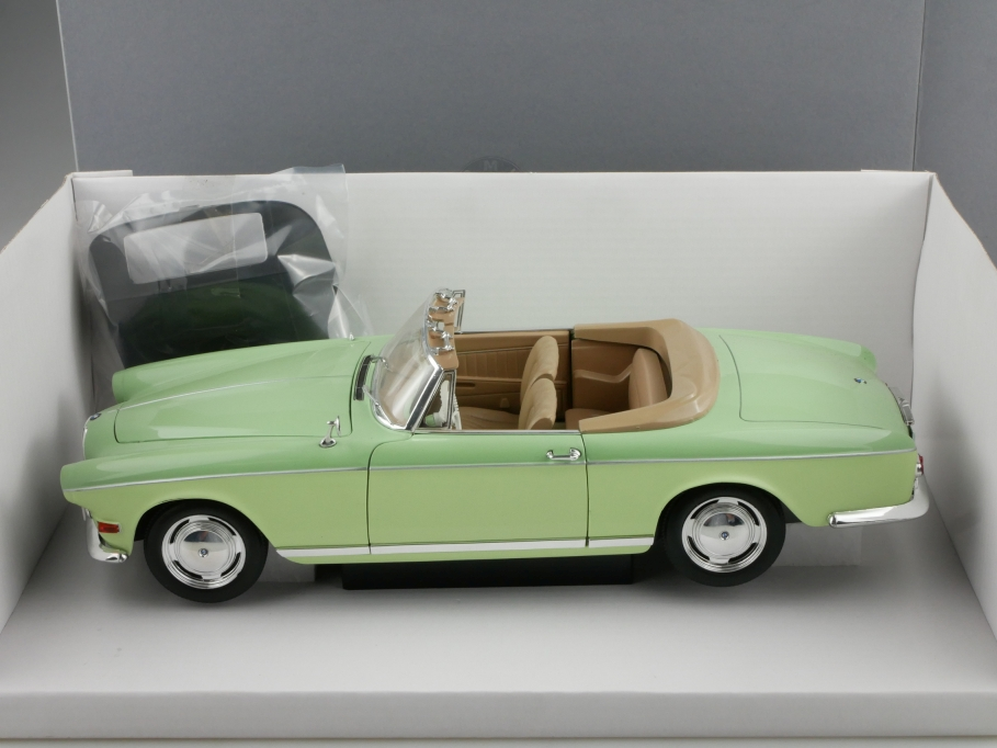 Revell 1/18 BMW 503 Convertible Händleredition mit Box 514358