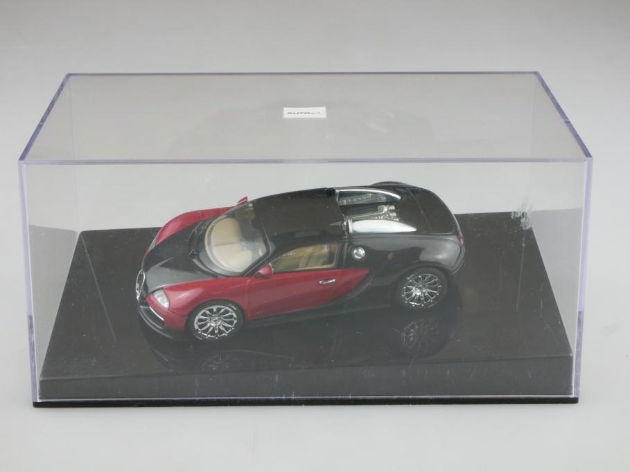 Autoart 1/43 Bugatti EB 16.4 Veyron Coupe Concept Showcar mit Box 514407