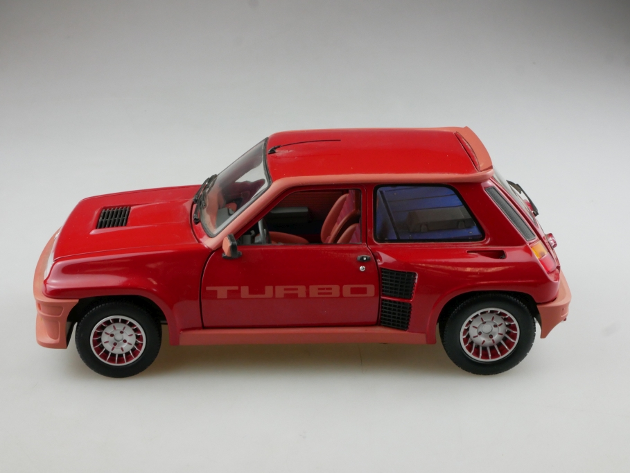 Revell 1/18 Renault 5 Turbo 1980 red racing ohne Box 514528