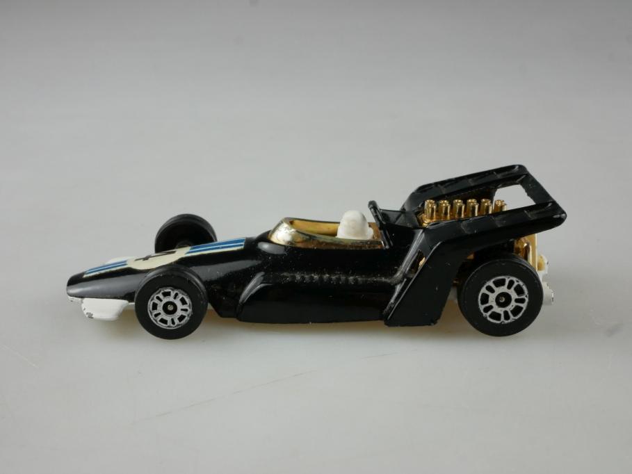 Corgi Juniors 1/64 Formula 5000 Racing Car Formel 1 whizzwheels ohne Box 514567