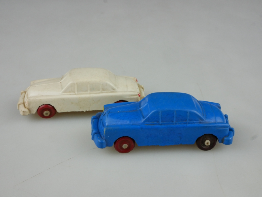 901 Iges ca.1/87 US Limousine wie 50er Ford Konvolut blau weiß DDR o. Box 514647