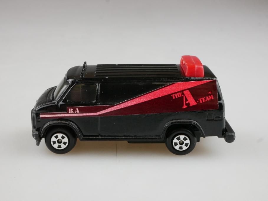 Ertl ca.1/70 GMC US Van A Team Moviecar Stephen J.Cannel ohne Box 514837