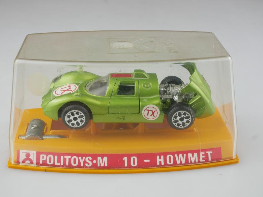 M-10 Politoys 1/43 Howmet Turbina TX Racer Conceptcar mit Box 514942