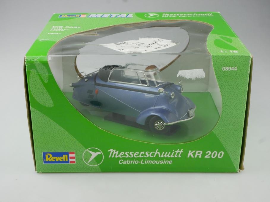 8944 Revell 1/18 Messerschmitt KR 200 Kabinenroller Cabrio Limousine  Box 514968
