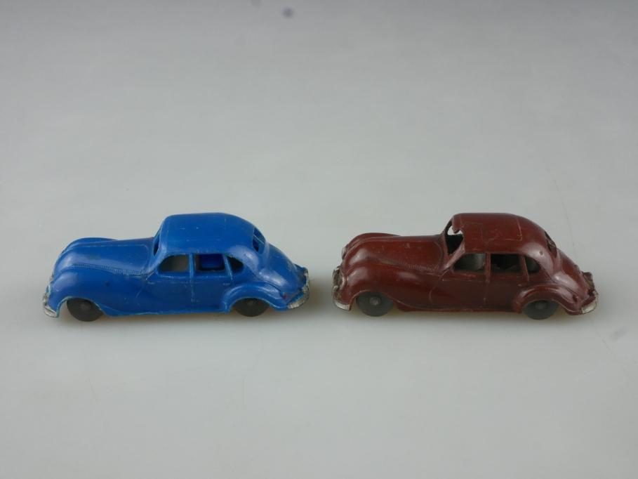 Herr 1/87 Eisenacher EMW 340 DDR Konvolut blau braun ohne Box 514998